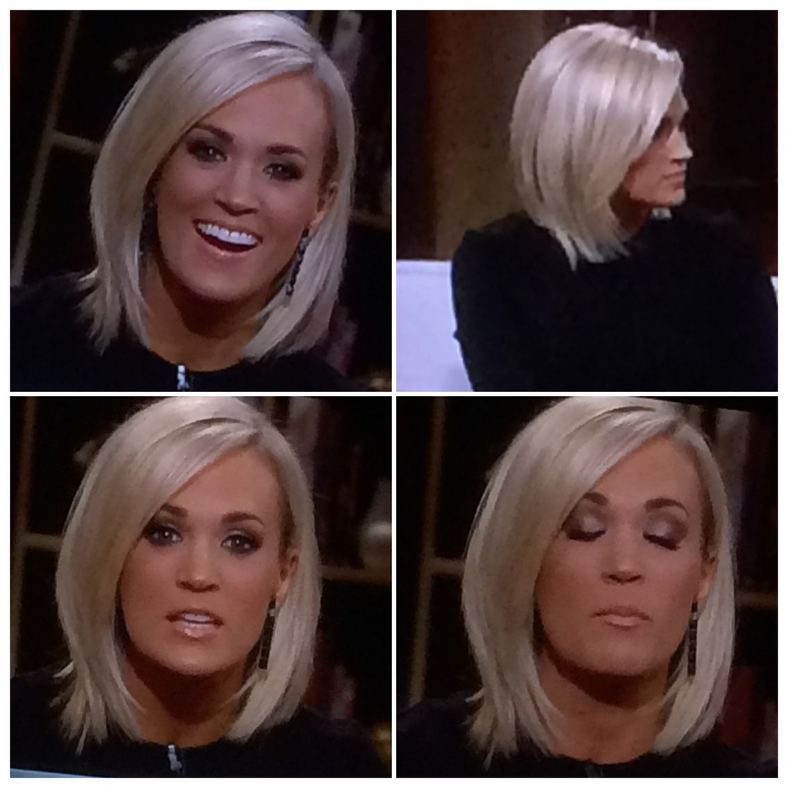 Image Result For Carrie Underwood Short Hair | Hair In 2018 For Carrie Underwood Short Haircuts (View 7 of 25)