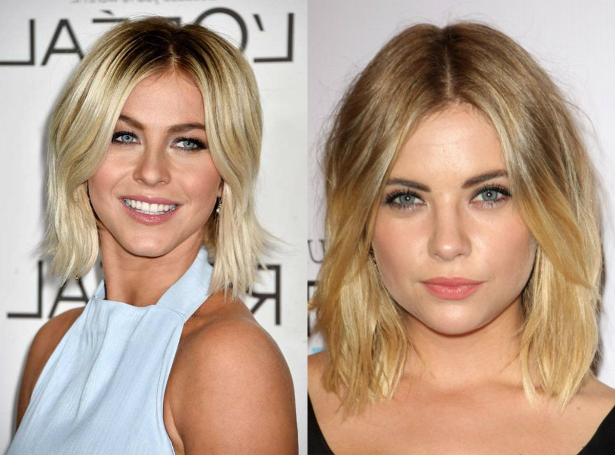 Image Result For Center Part Messy Bob Hairstyles   Short And Messy With Regard To Center Part Short Hairstyles (View 11 of 25)