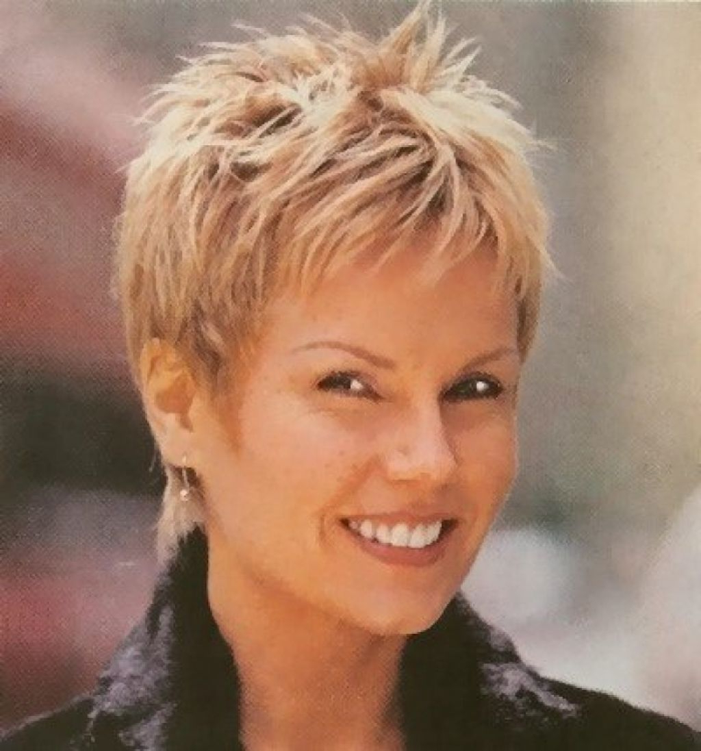 Image Result For Fine Hairstyle Short Hair Cuts For Women Over 50 Within Hairstyles For Short Hair For Women Over  (View 9 of 25)