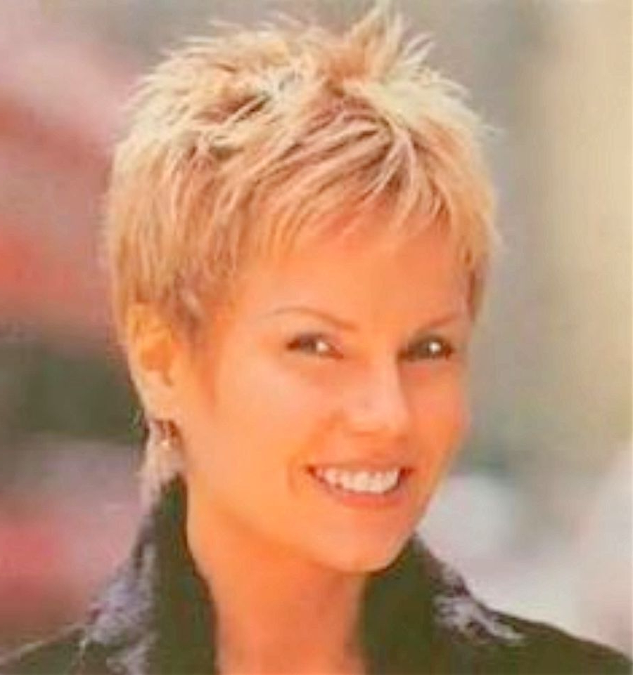 Image Result For Hairstyles For Mature Women With Fat Faces | My Regarding Mature Short Hairstyles (View 16 of 25)