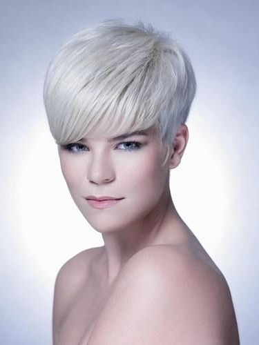 Image Result For Pixie Cut Sideburns | Short Hair In 2018 With Regard To Tapered Bowl Cut Hairstyles (View 19 of 25)