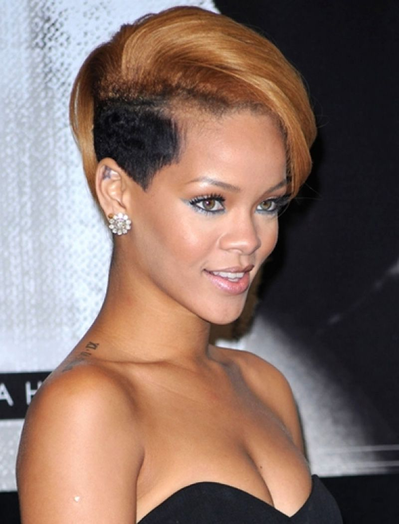 Image Result For Sexy Short Hairstyles   Short Hair   Pinterest With Regard To Sexy Short Haircuts For Black Women (View 2 of 25)
