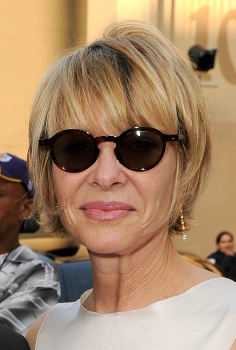 Image Result For Short Fine Hairstyles For Women Over 50 Pear Shaped Regarding Short Hairstyles For Pear Shaped Faces (View 17 of 25)
