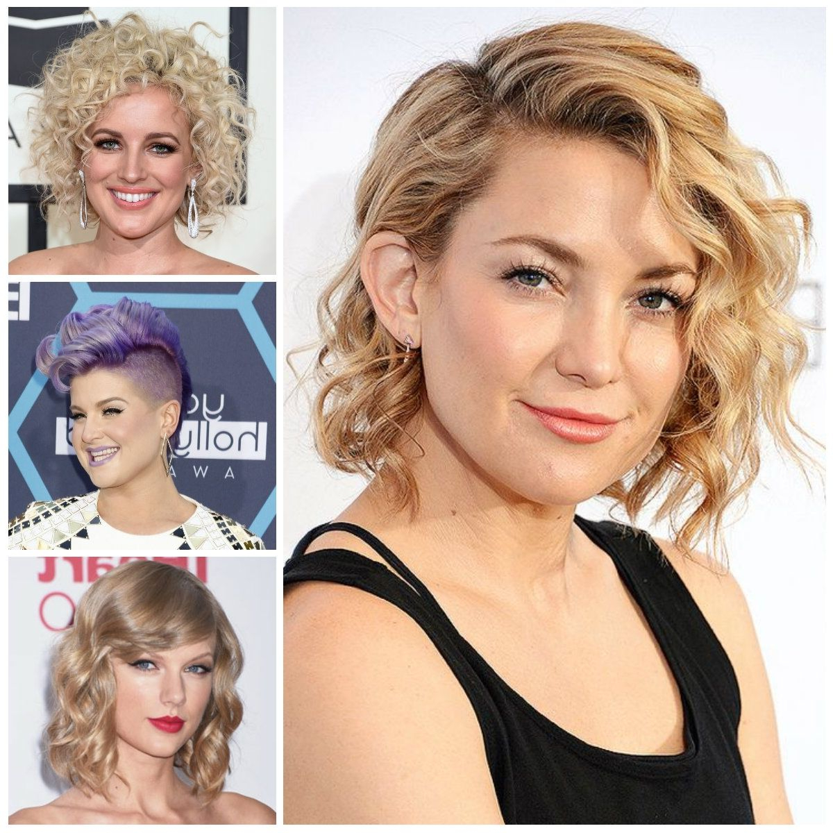 Image Result For Trendy Short Haircuts 2017 Female | Hairstyle Intended For Trendy Short Curly Hairstyles (View 7 of 25)