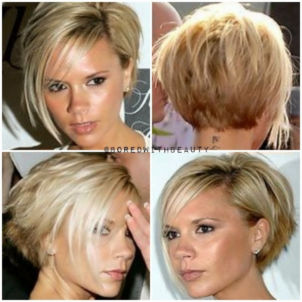 Featured Photo of Victoria Beckham Short Haircuts