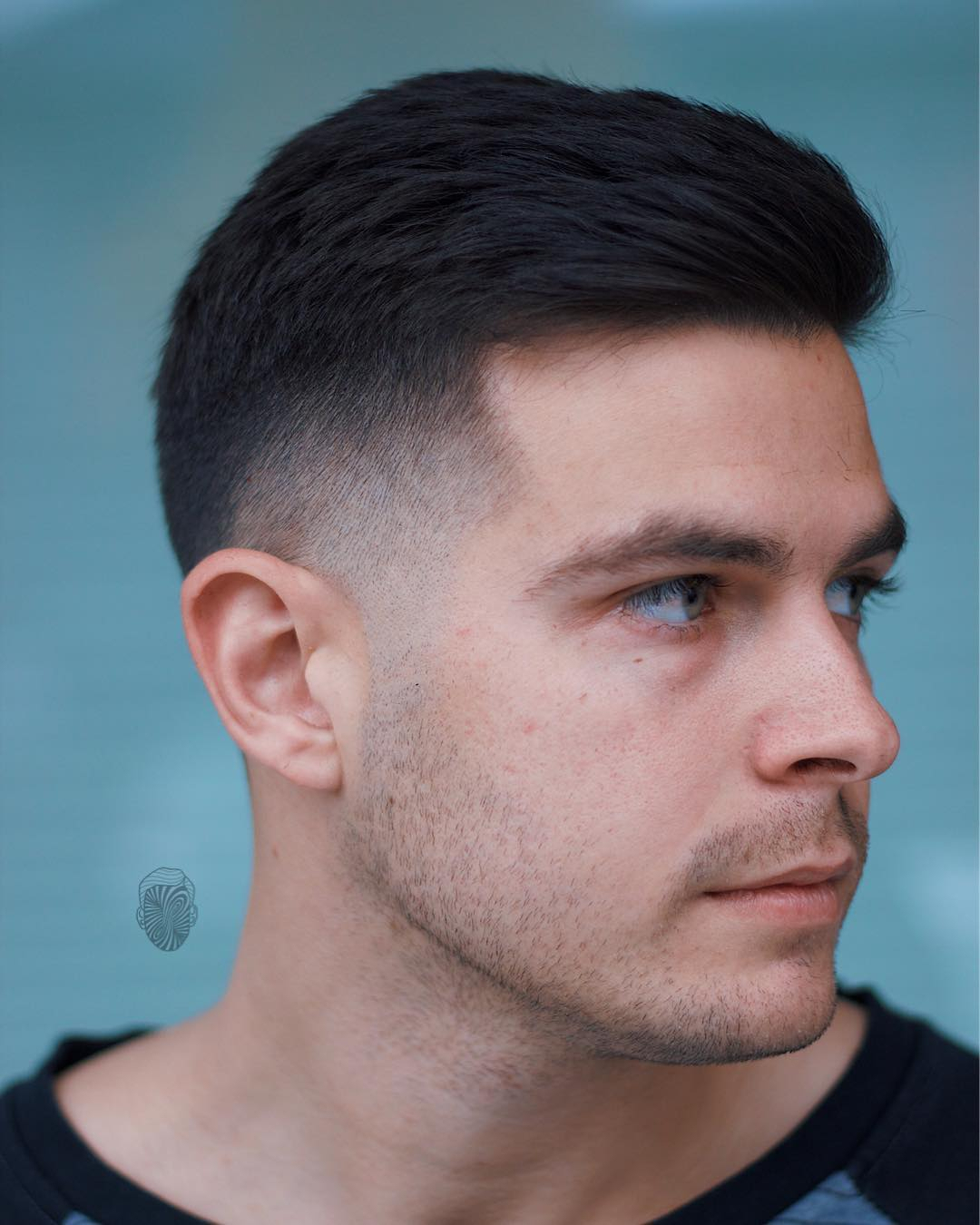 Imágenes De Gallery Of Mens Short Hairstyles Inside Short To Medium Hairstyles For Men (View 25 of 25)