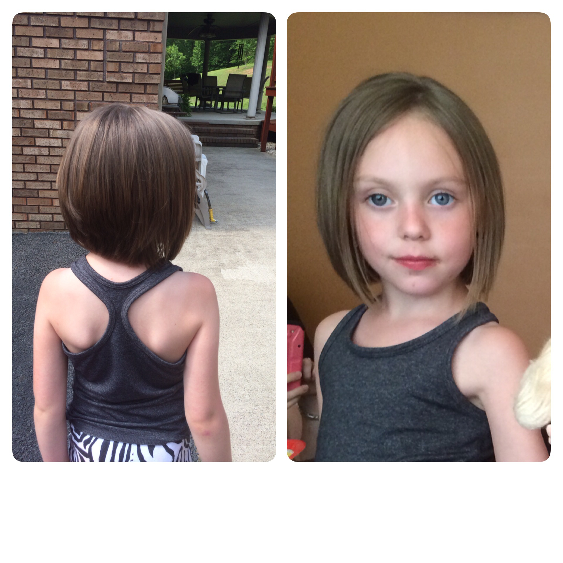 Impressive Toddler Girl Bob Hairstyles For Little Girls Hair Bob So Throughout Little Girl Short Hairstyles Pictures (View 15 of 25)