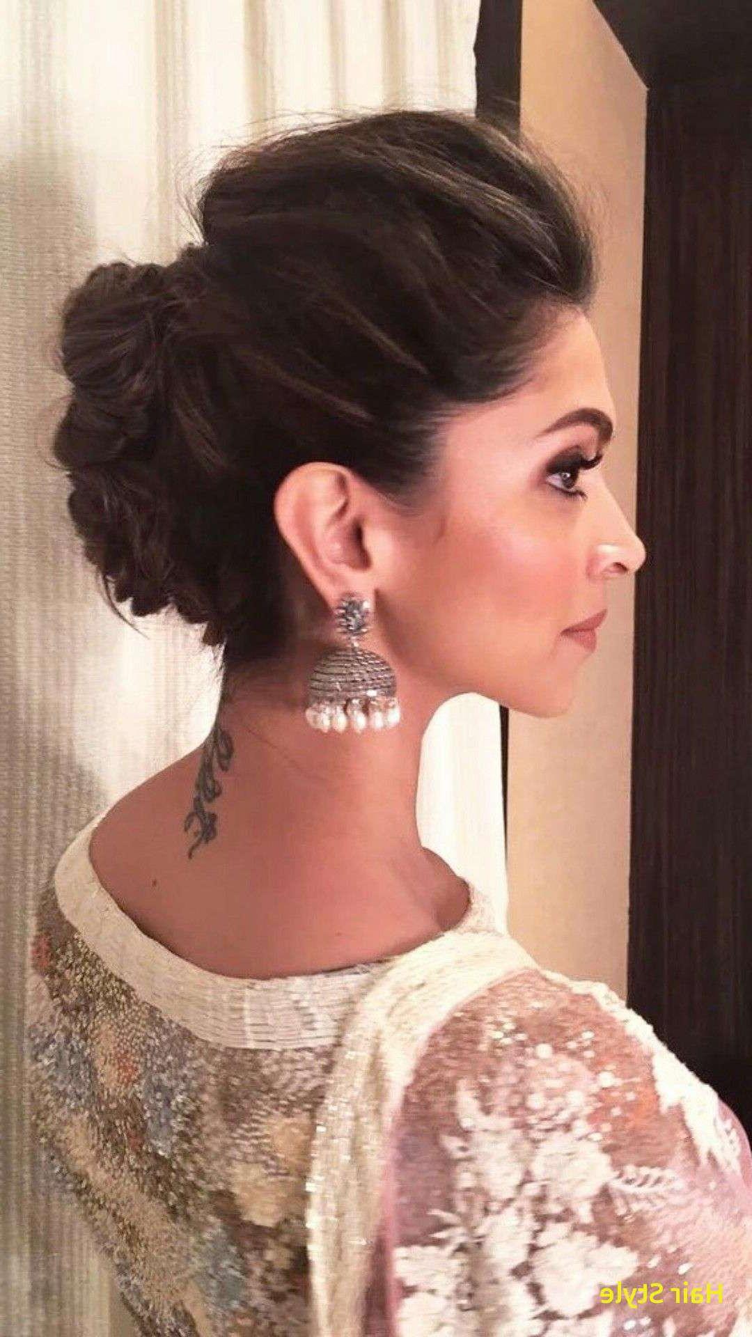 Indian Wedding Hairstyles For Long Hair Videos Best Of Elegant Regarding Short Hairstyles For Indian Wedding (View 21 of 25)