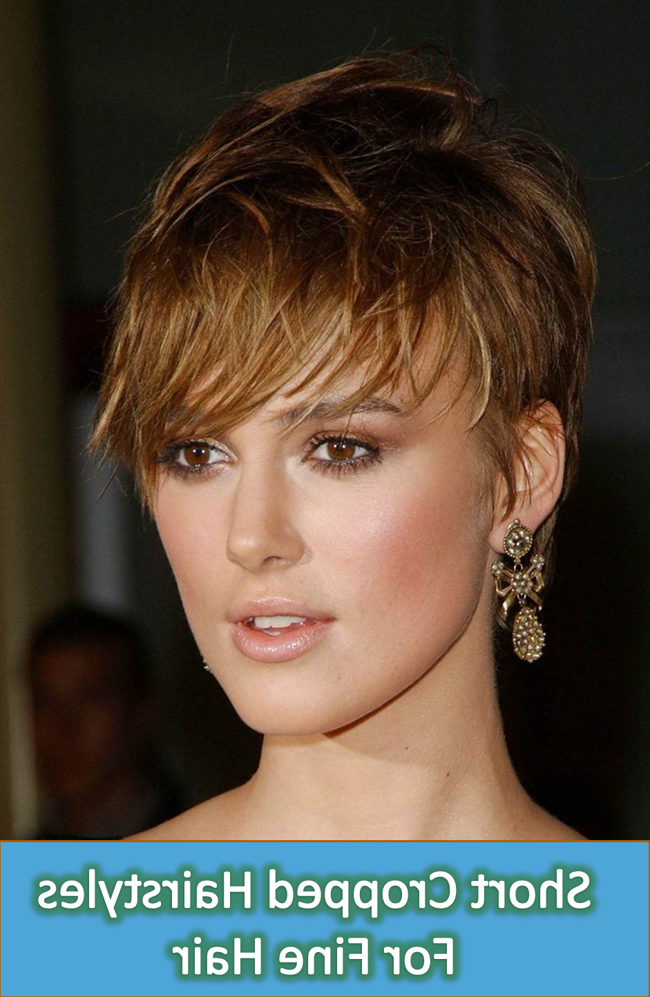 Inspirational Keira Knightley Pixie Cut Alwaysdc Pertaining To Keira Knightley Short Hairstyles (View 16 of 25)
