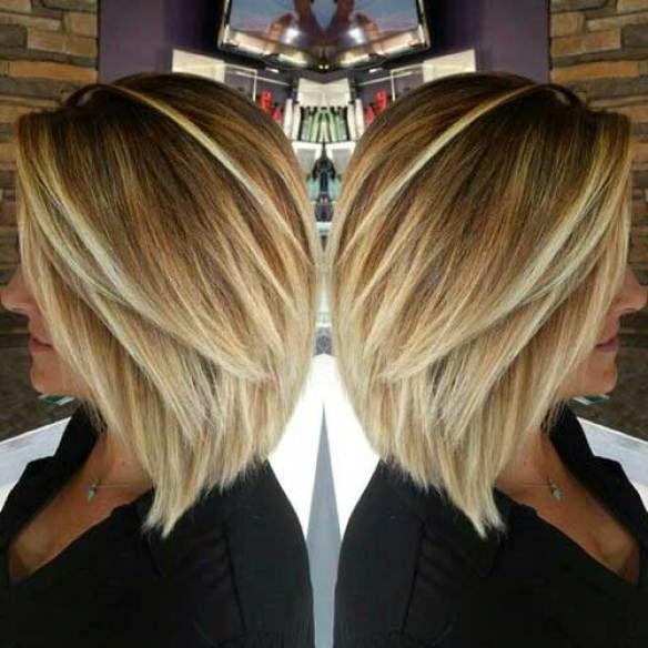 Inverted Blonde Fine Hair Bob Haircut, Bob Haircuts For Fine Hair For Short Blonde Inverted Bob Haircuts (View 15 of 25)