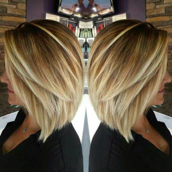 Inverted Blonde Fine Hair Bob Haircut, Bob Haircuts For Fine Hair With Regard To Voluminous Nape Length Inverted Bob Hairstyles (View 14 of 25)
