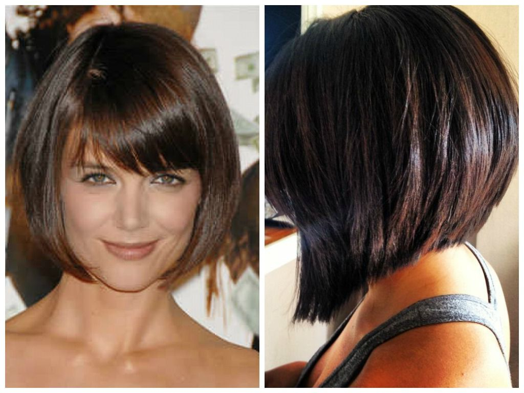 Inverted Wedge Haircut Pictures | Selection Of Short Inverted Bob For Short To Medium Hairstyles With Bangs (View 10 of 25)