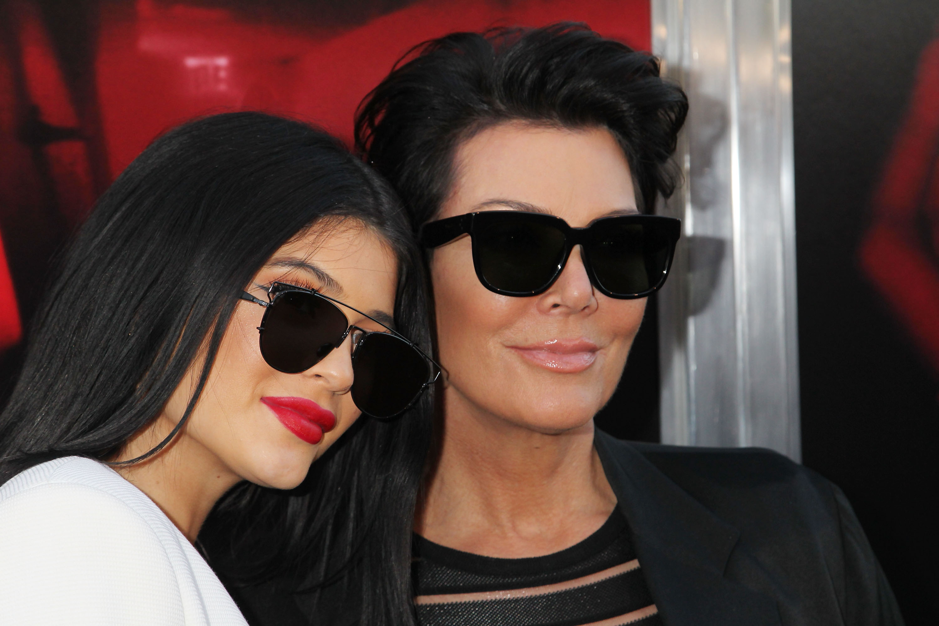 Is Kylie's Short Kris Jenner Hair Real? She Debuted The Pixie Cut On Within Short Haircuts Kris Jenner (View 22 of 25)