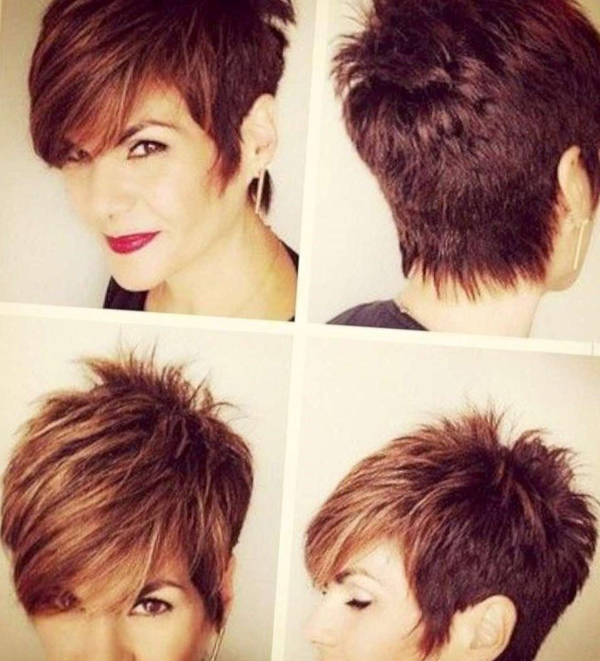 It Is Copiedmany Women Who Have A Bob Haircut (View 7 of 25)