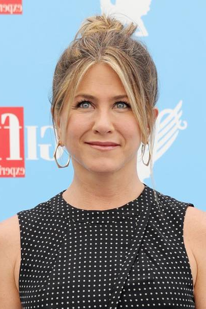 Jennifer Aniston Hairstyles - Celebrity Hair, The Rachel | Glamour Uk inside Sunny Blonde Finely Chopped Pixie Haircuts