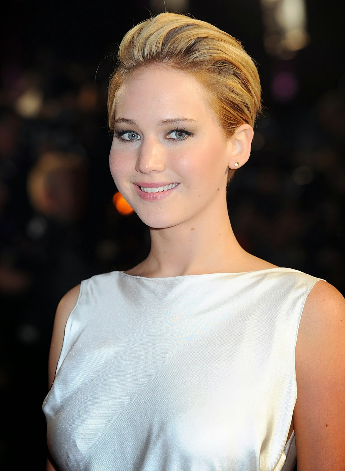 Jennifer Lawrence Hairstyles   Haircuts Within Jennifer Lawrence Short Hairstyles (View 18 of 25)