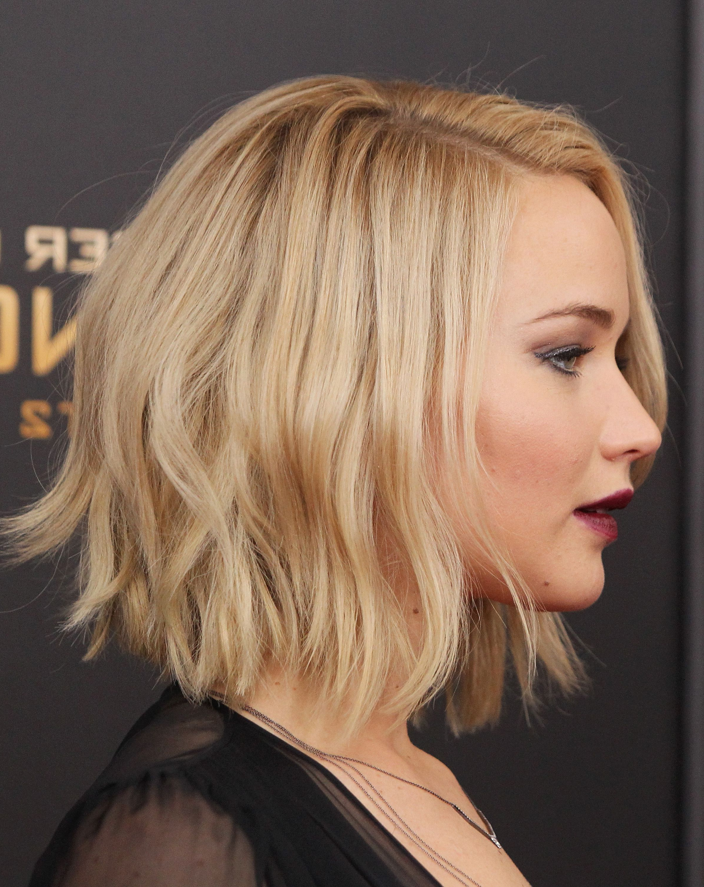 Jennifer Lawrence Short Hair | Girly Stuff In 2018 | Pinterest Pertaining To Jennifer Lawrence Short Haircuts (View 4 of 25)