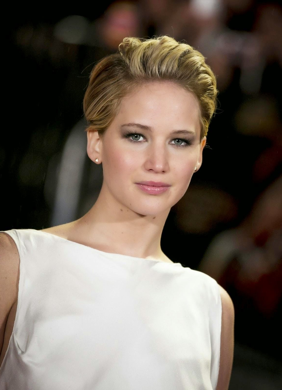 Jennifer Lawrence Short Hairstyles | Hairstyles And Haircuts with regard to Jennifer Lawrence Short Hairstyles