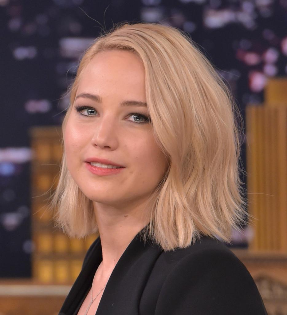 Jennifer Lawrence Short Hairstyles - Jennifer Lawrence Hair intended for Jennifer Lawrence Short Hairstyles