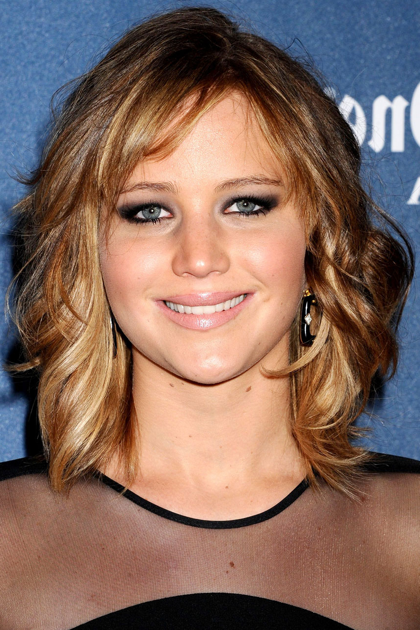 Jennifer Lawrence's Short Hairstyle Shocks Her Hairdresser within Jennifer Lawrence Short Hairstyles