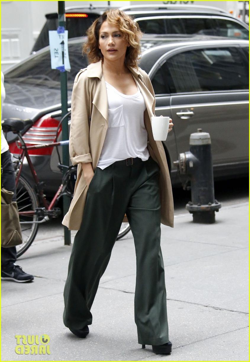 Jennifer Lopez Has That 'short Hair, Don't Care' Attitude: Photo in Jennifer Lopez Short Haircuts