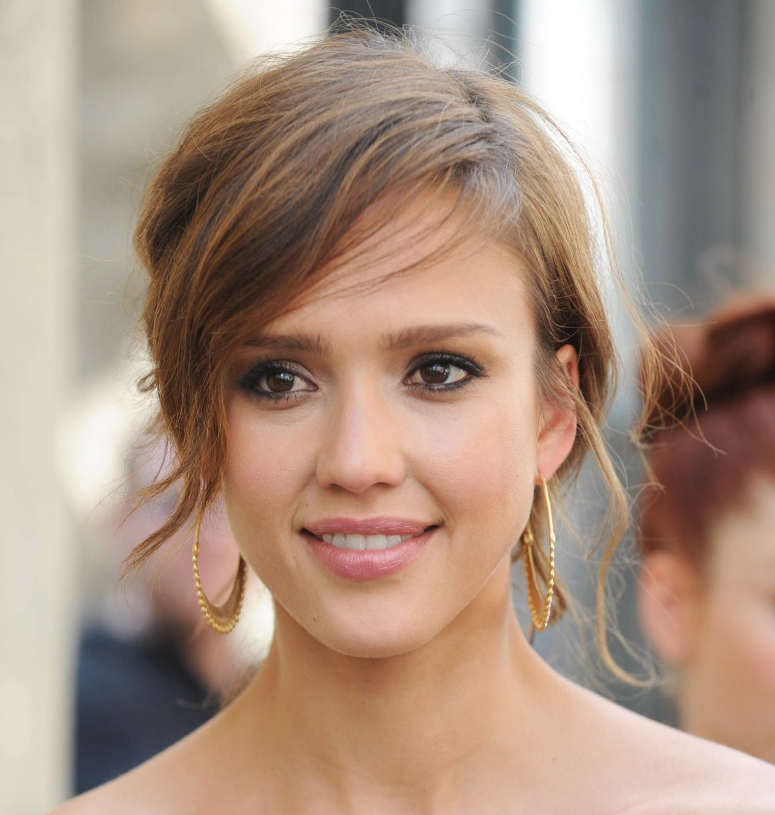 Jessica Alba Hairstyles 2015 | Haircut And Hairstyles for Jessica Alba Short Haircuts