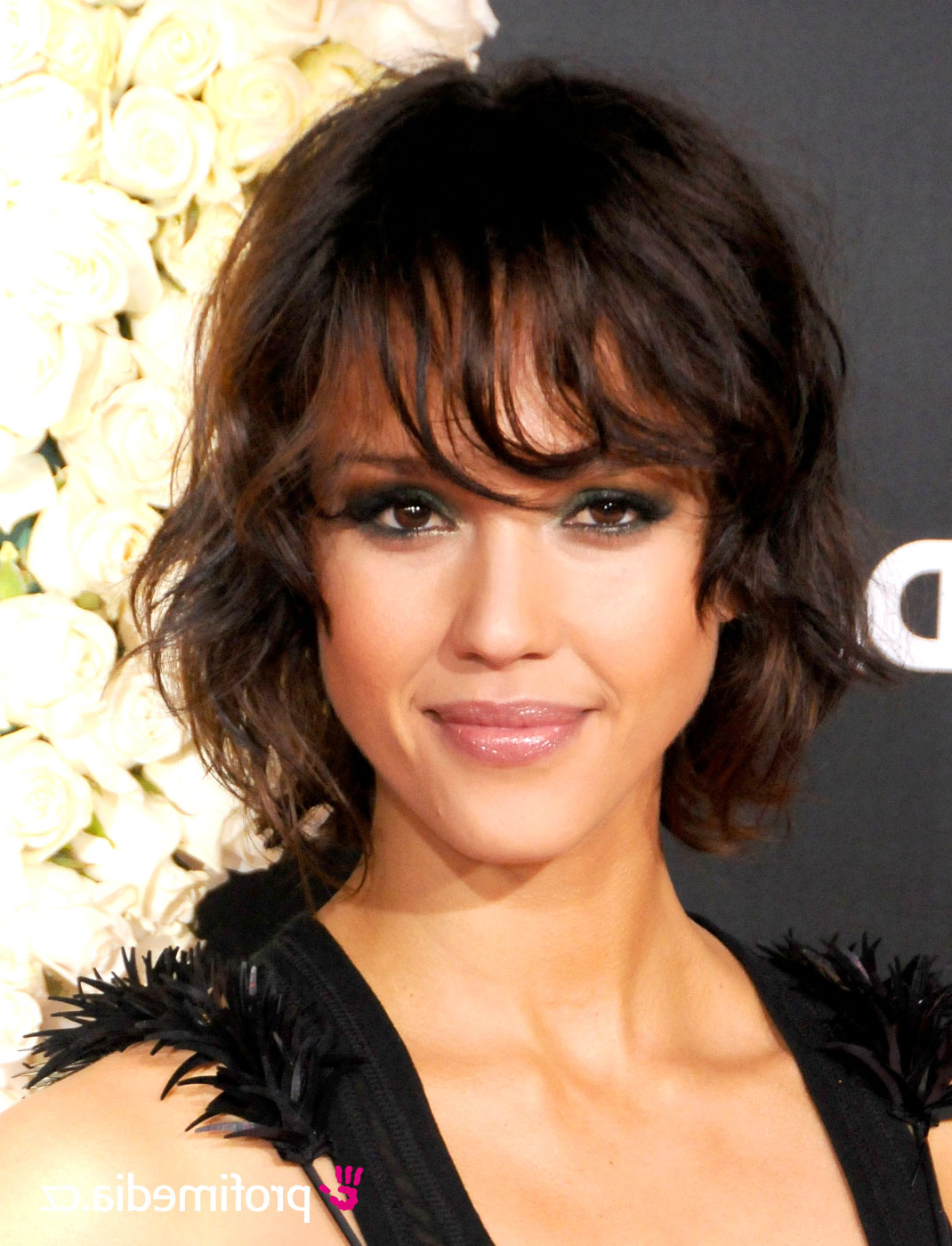 Jessica Alba Hairstyles Images | Free Hairstyles For Jessica Alba Short Hairstyles (View 7 of 25)