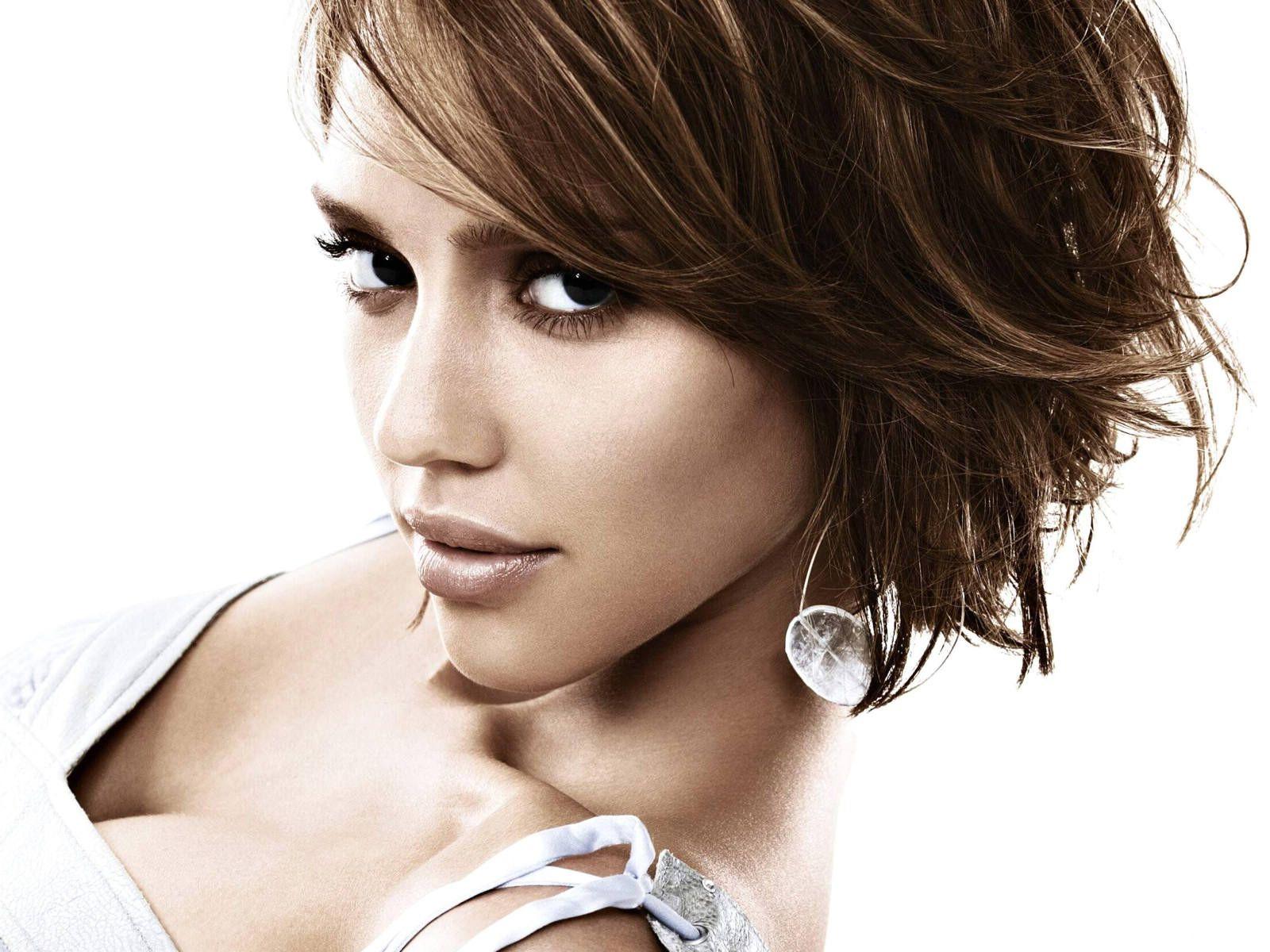 Jessica Alba Short Hair Photo - 6   Hair Ideas   Pinterest   Hair with Jessica Alba Short Haircuts