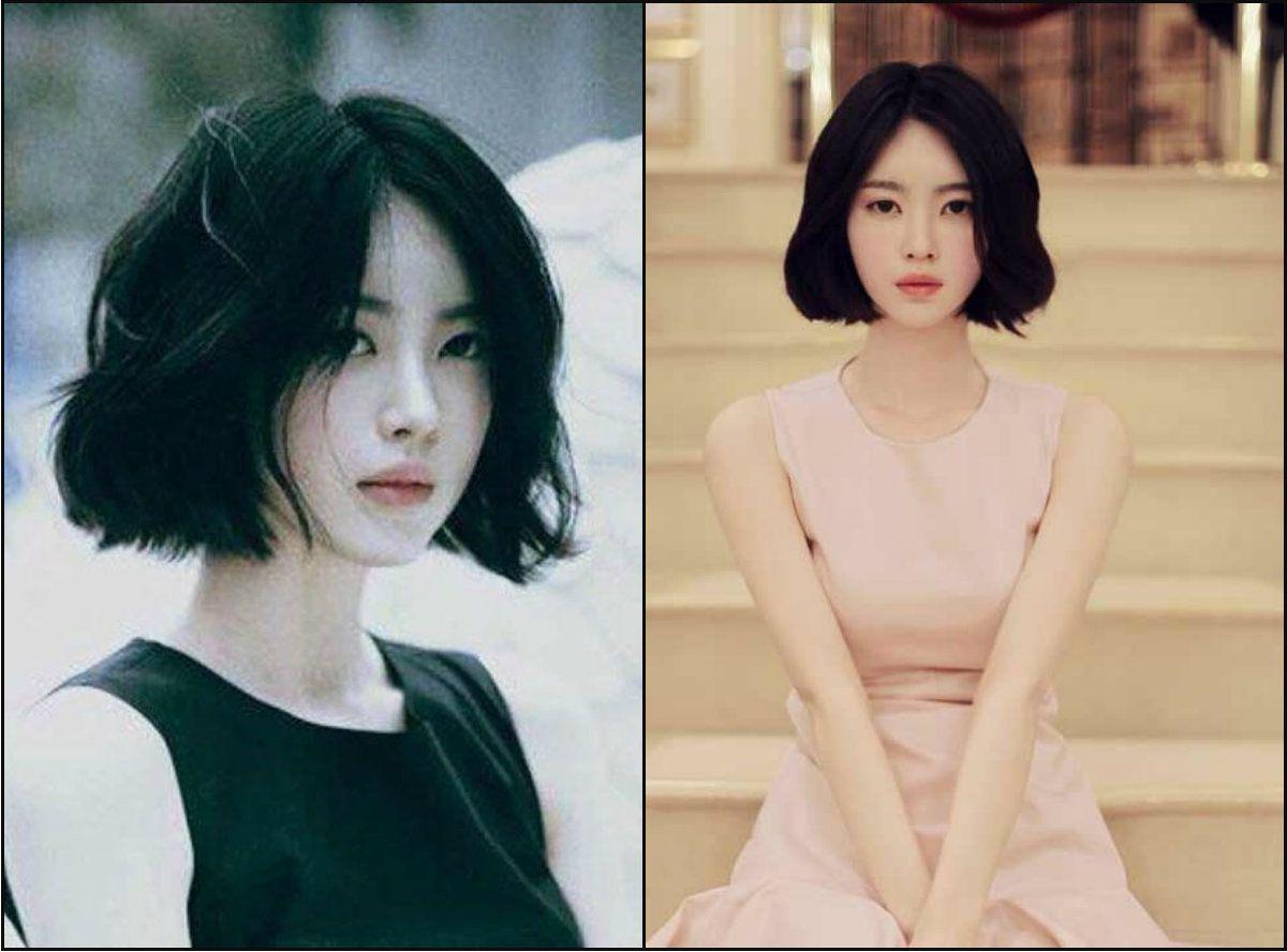 Jet Black Bob Hairstyles For Asian Women | Hair Inspiration regarding Short Hairstyle For Asian Girl