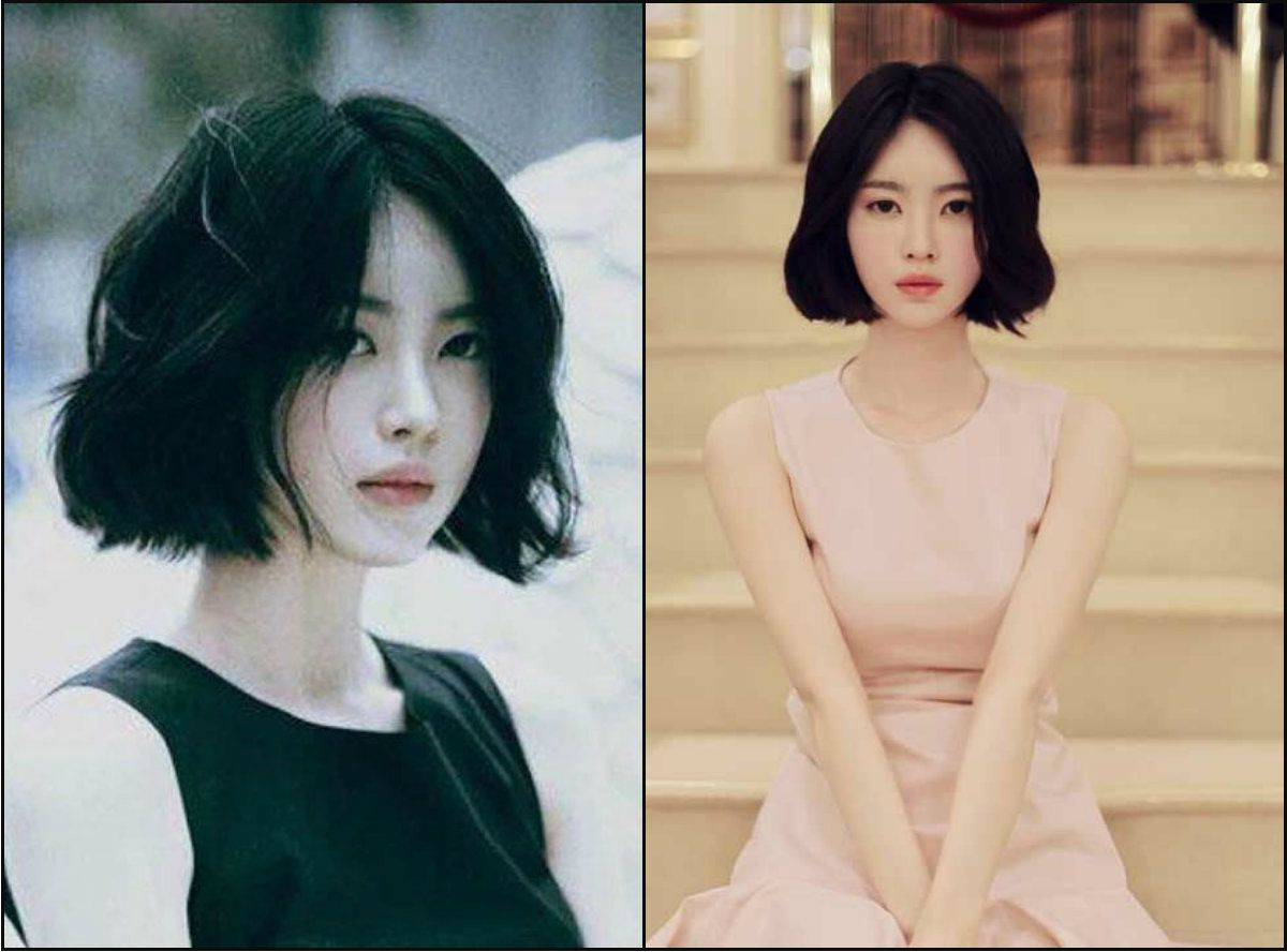 Jet Black Bob Hairstyles For Asian Women | Hair Inspiration with Short Hairstyles For Asian Girl