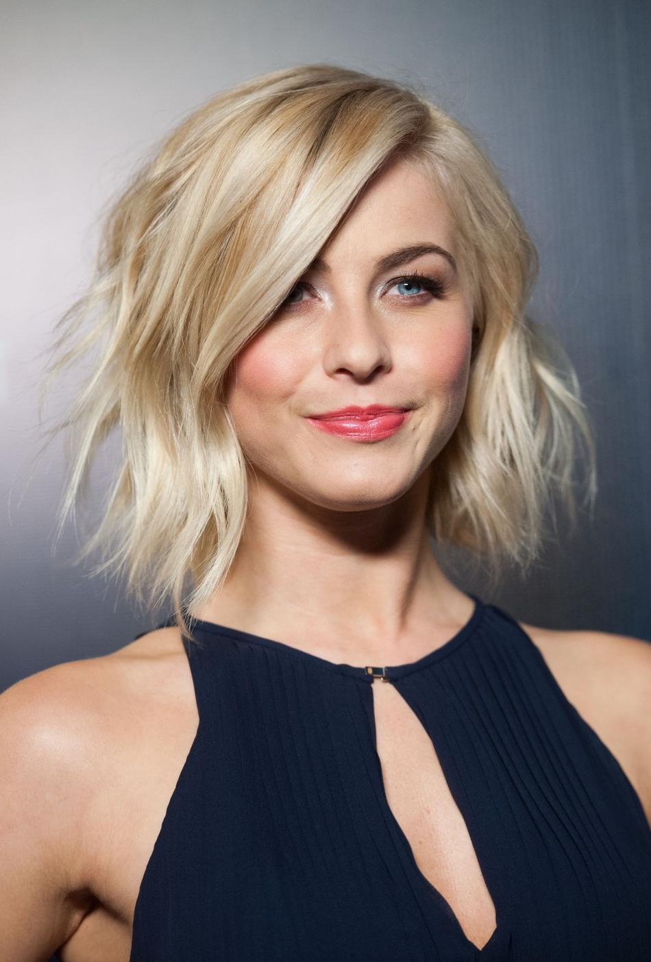 Julianne Hough | Blonde Inspiration | Indigo Cut And Colour for Julianne Hough Short Haircuts