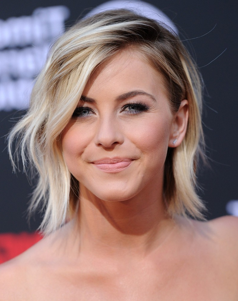 Julianne Hough Layered Razor Cut - Julianne Hough Short Hairstyles intended for Julianne Hough Short Hairstyles