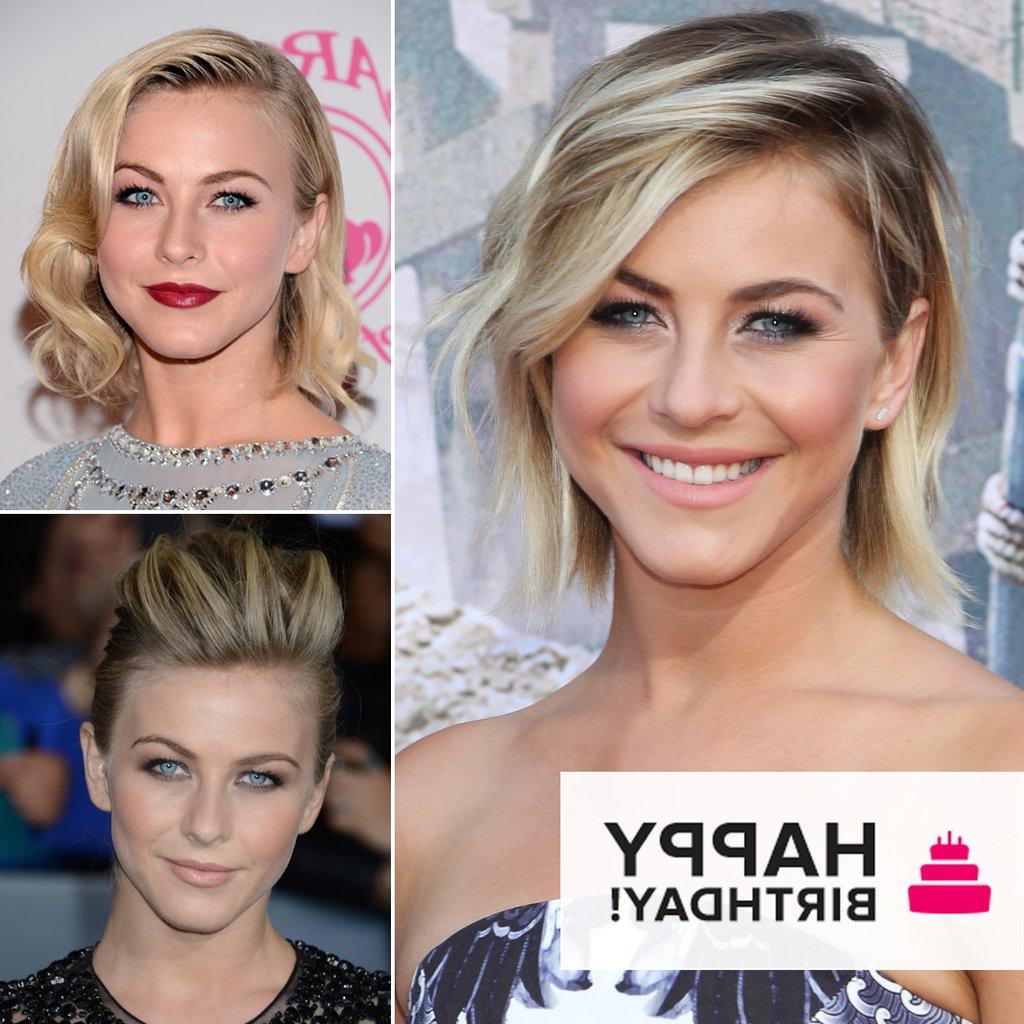 Julianne Hough Short Hair | Popsugar Beauty in Julianne Hough Short Haircuts