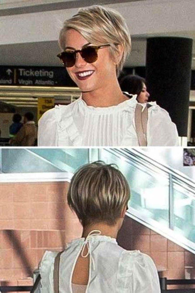 Julianne Hough Short Pixie Haircut | Back To Post :best Pixie Women pertaining to Julianne Hough Short Haircuts