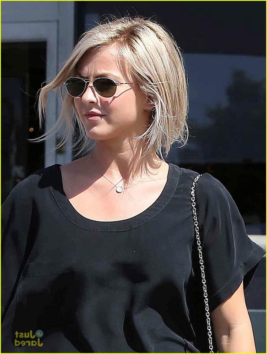 Julianne Hough's New Short Hair! | Photo 489583 - Photo Gallery in Julianne Hough Short Haircuts