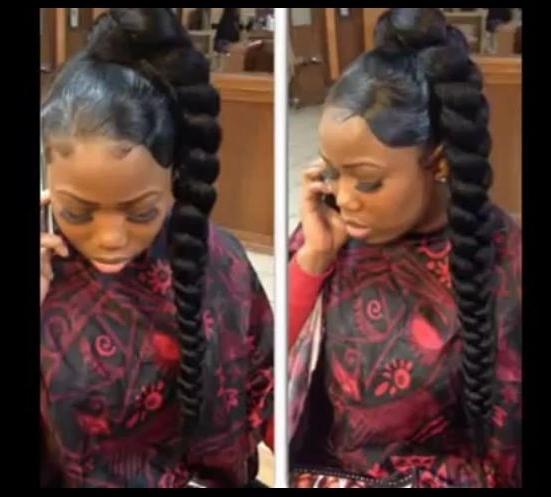 Jumbo Braid Laid | Hair Flow | Pinterest | Braids, Hair And Ponytail Inside Multicolored Jumbo Braid Ponytail Hairstyles (View 4 of 25)