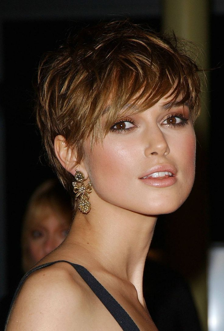 Keira Knightley (2018 09 01) | Short Hair In 2018 | Pinterest Intended For Keira Knightley Short Haircuts (View 12 of 25)
