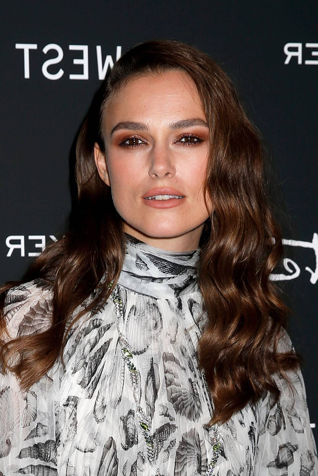Keira Knightley Hair And Hairstyles On Red Carpet | British Vogue Regarding Keira Knightley Short Hairstyles (View 12 of 25)