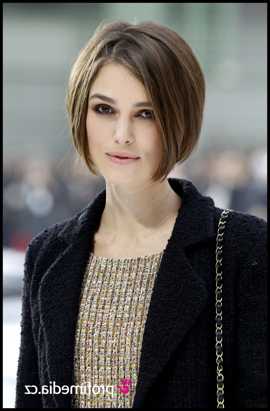 Keira Knightley – – Hairstyle – Easyhairstyler With Keira Knightley Short Haircuts (View 19 of 25)