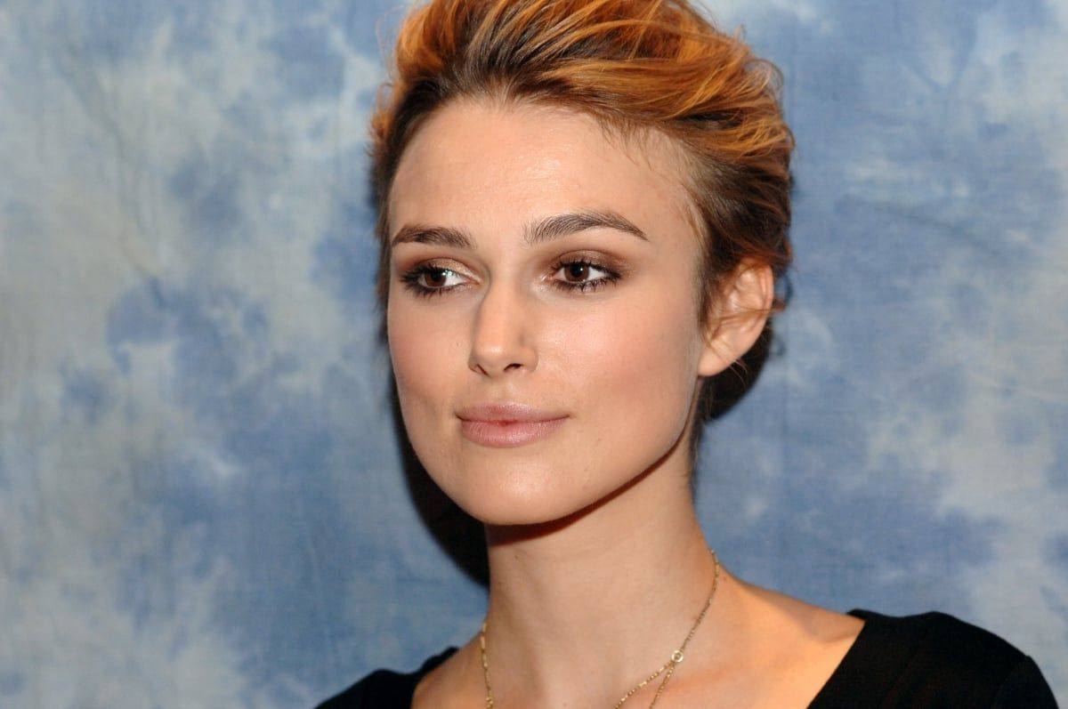Keira Knightley Short Hair | Hair Style And Colour Guide In 2018 Within Keira Knightley Short Haircuts (View 9 of 25)