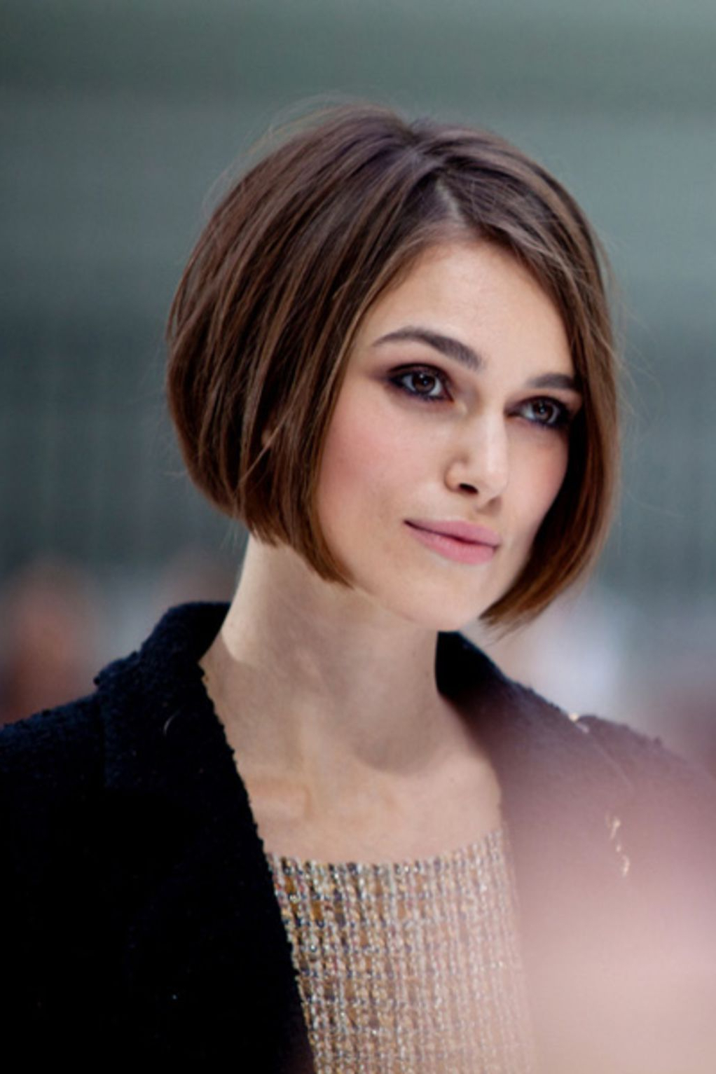 Keira Knightley's New Haircut And Other Front Row Beauty Triumphs Pertaining To Keira Knightley Short Hairstyles (View 22 of 25)