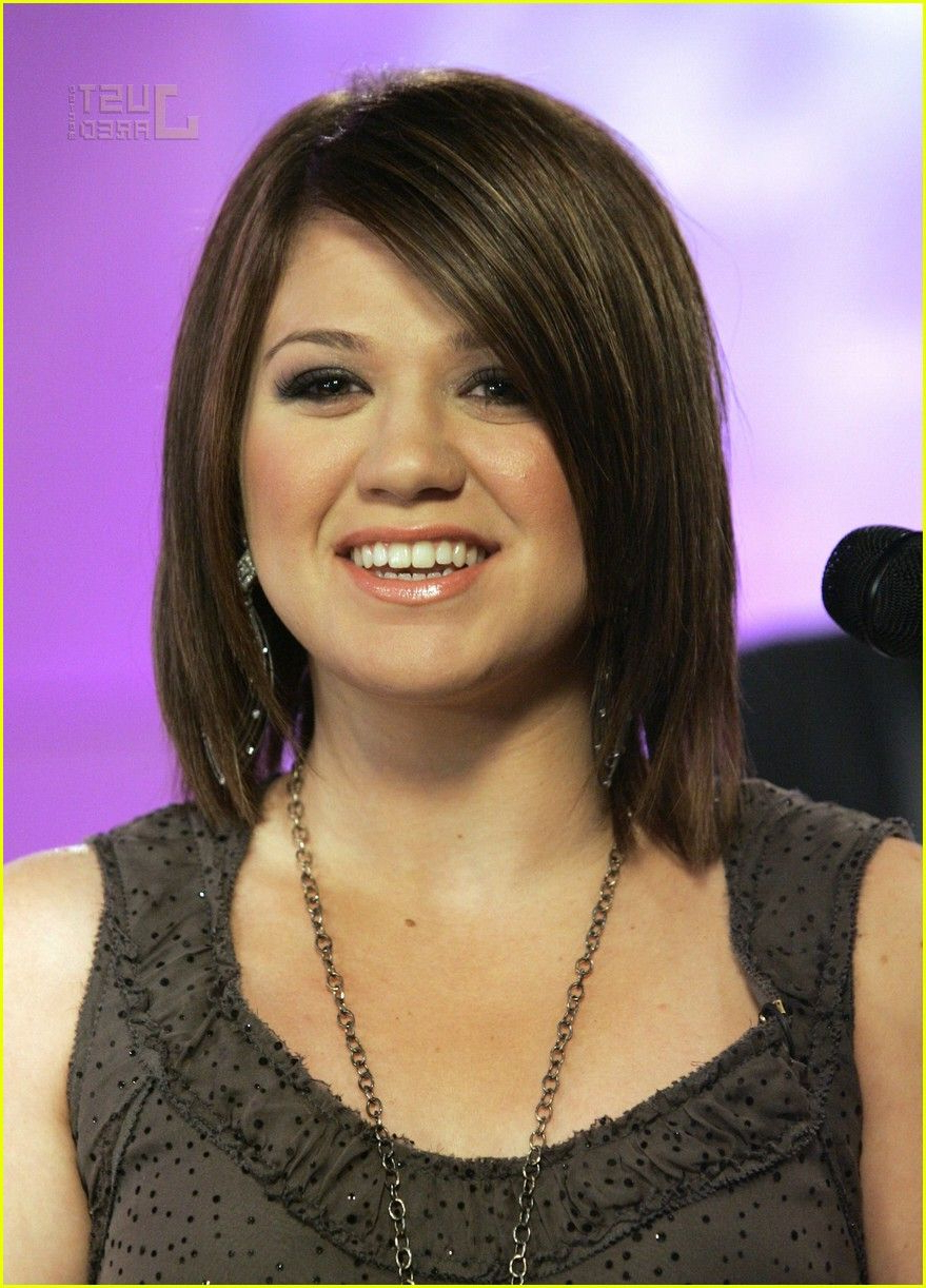 Kelly Clarkson ? | Hairstyles | Pinterest | Haircuts And Bobs Pertaining To Kelly Clarkson Short Haircut (View 2 of 25)