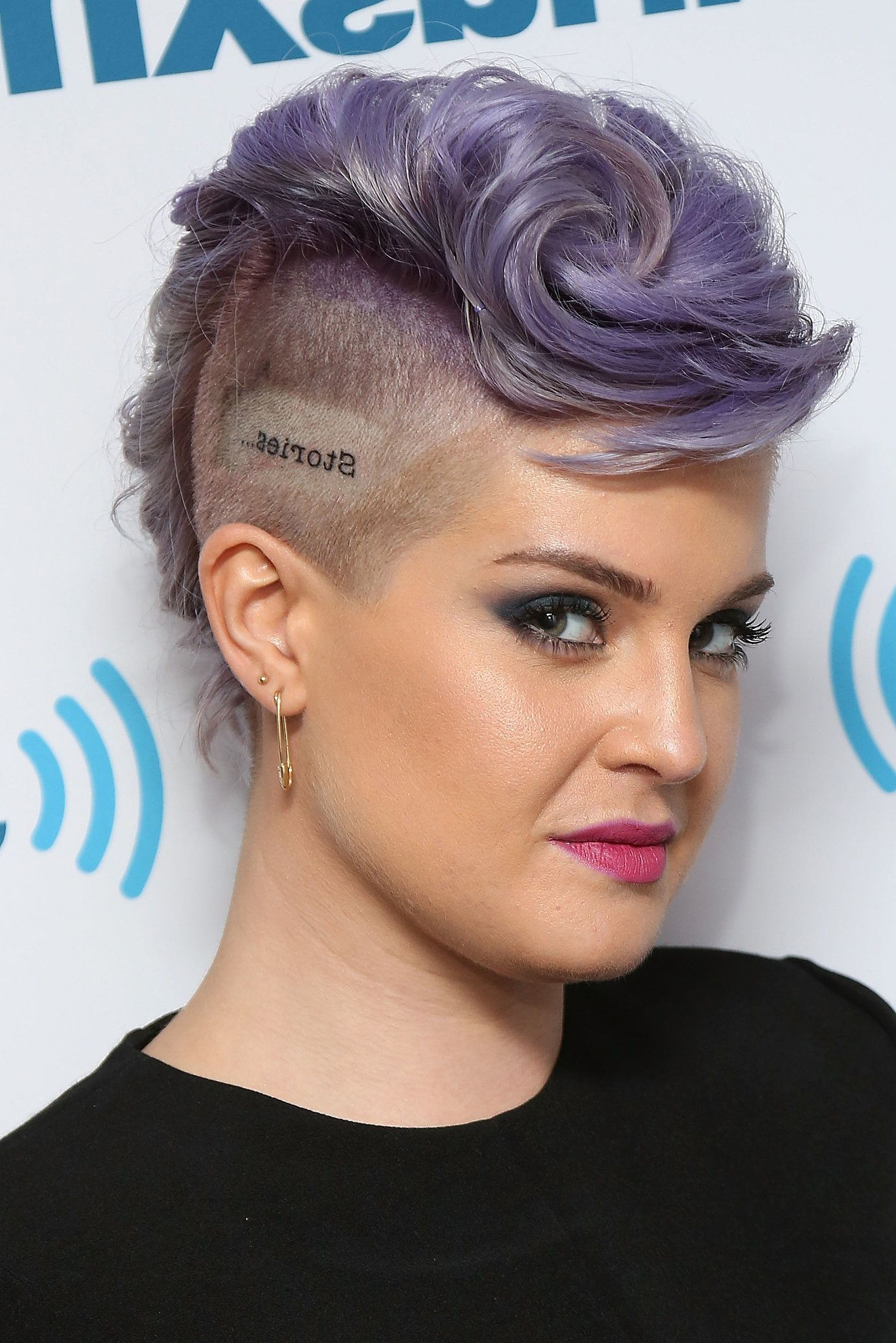 Kelly Osbourne | Celebrity Style | Pinterest | Hair, Hair Styles And Throughout Kelly Osbourne Short Haircuts (View 2 of 25)