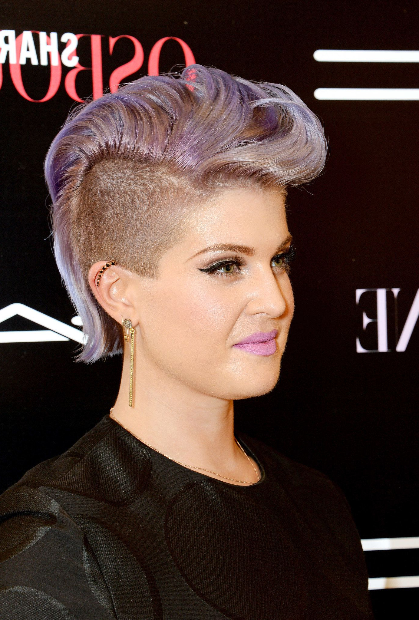 Kelly Osbourne | Hair | Pinterest | Hair, Hair Styles And Hair Beauty Throughout Kelly Osbourne Short Haircuts (View 10 of 25)