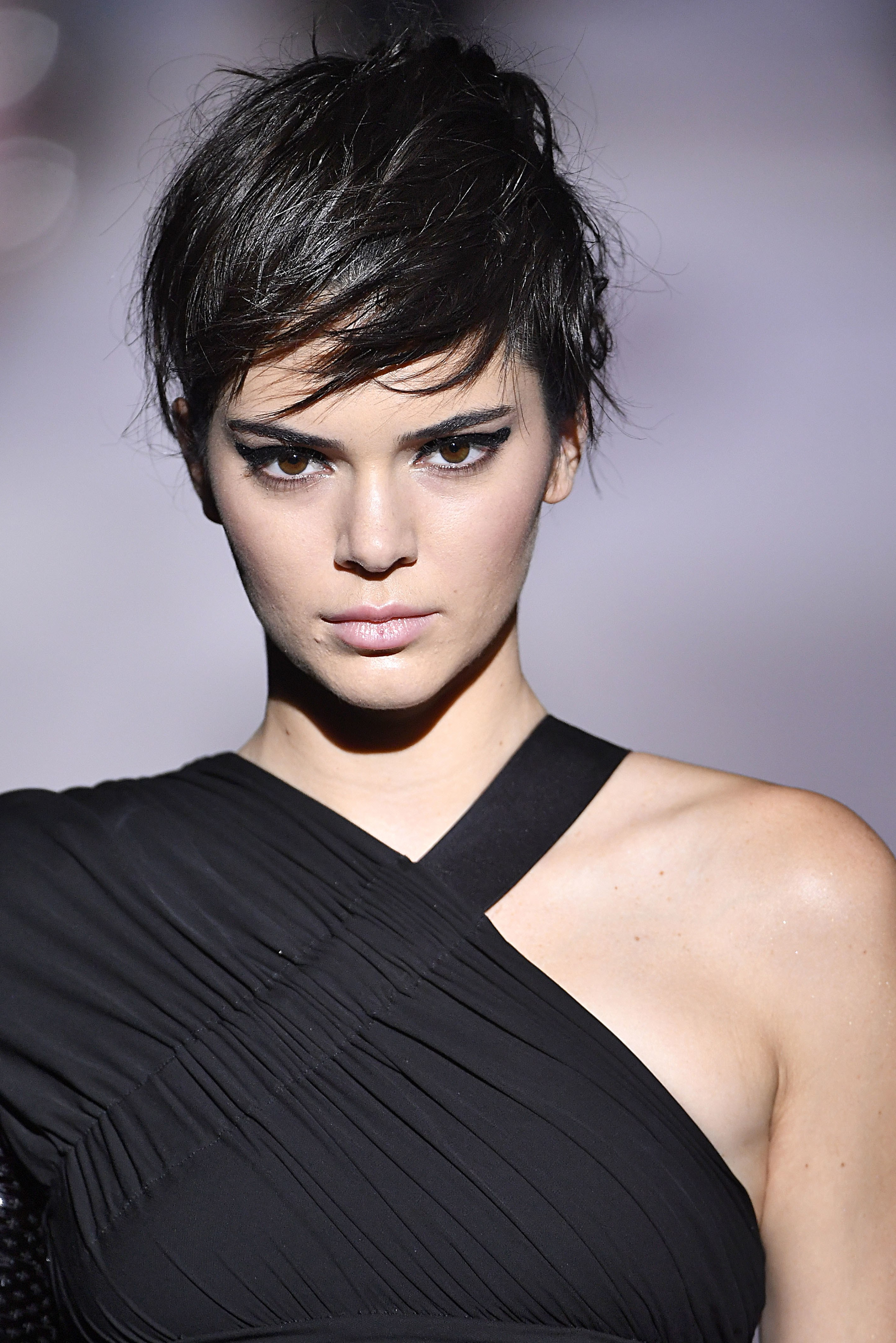 Kendall Jenner Channeled Kris Jenner With A Faux Pixie At The Tom Regarding Kris Jenner Short Haircuts (View 24 of 25)
