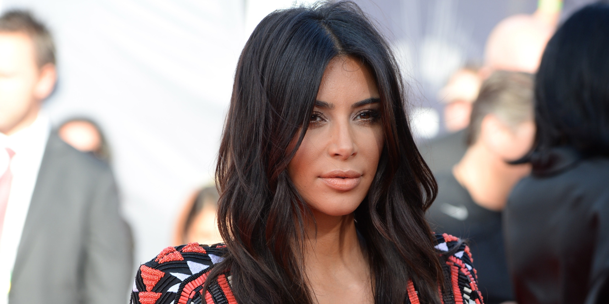 Kim Kardashian Got Her Hair Trimmed, Apparently – Kim Kardashian Pertaining To Kim Kardashian Short Hairstyles (View 11 of 25)