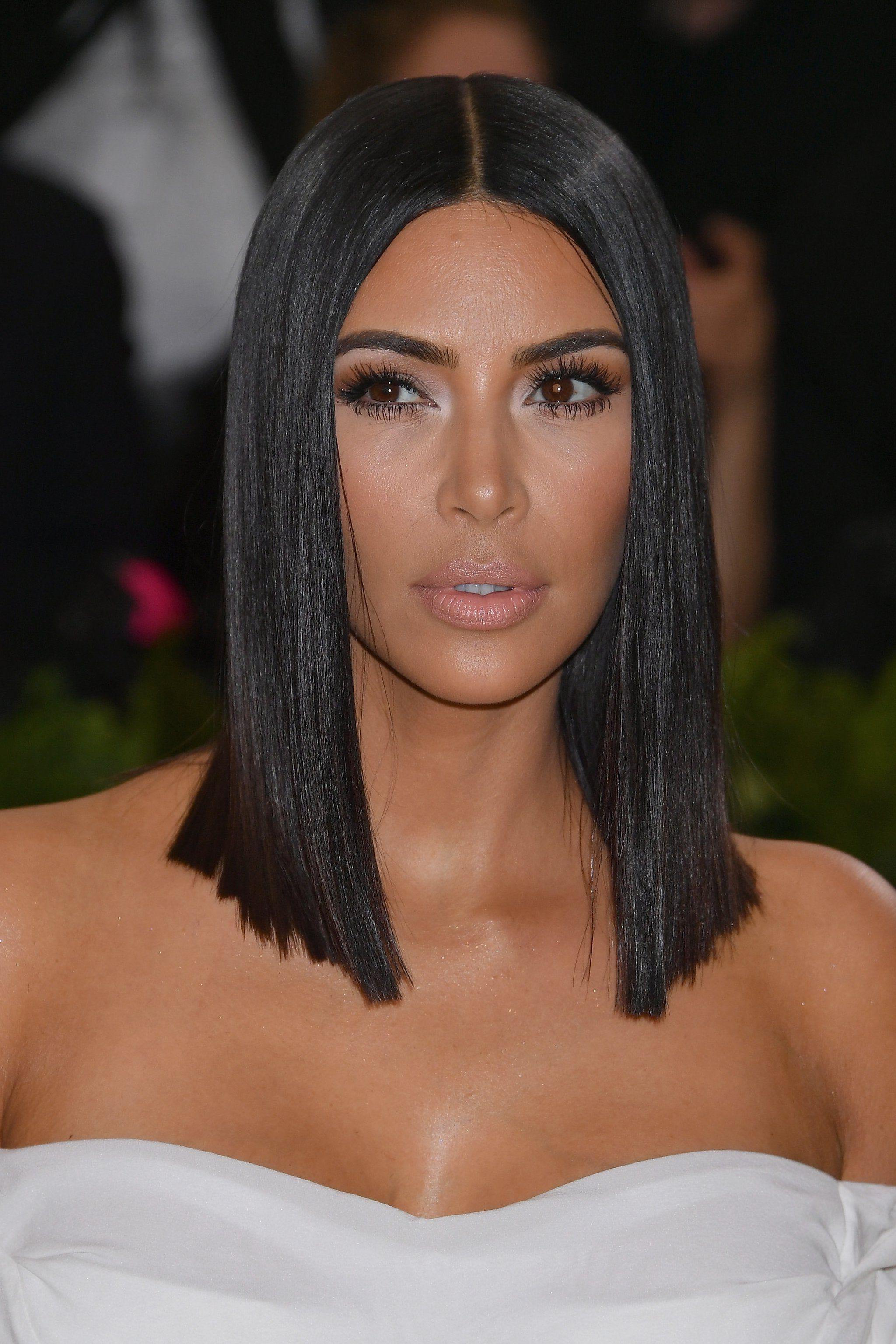 Featured Photo of Kim Kardashian Short Hairstyles