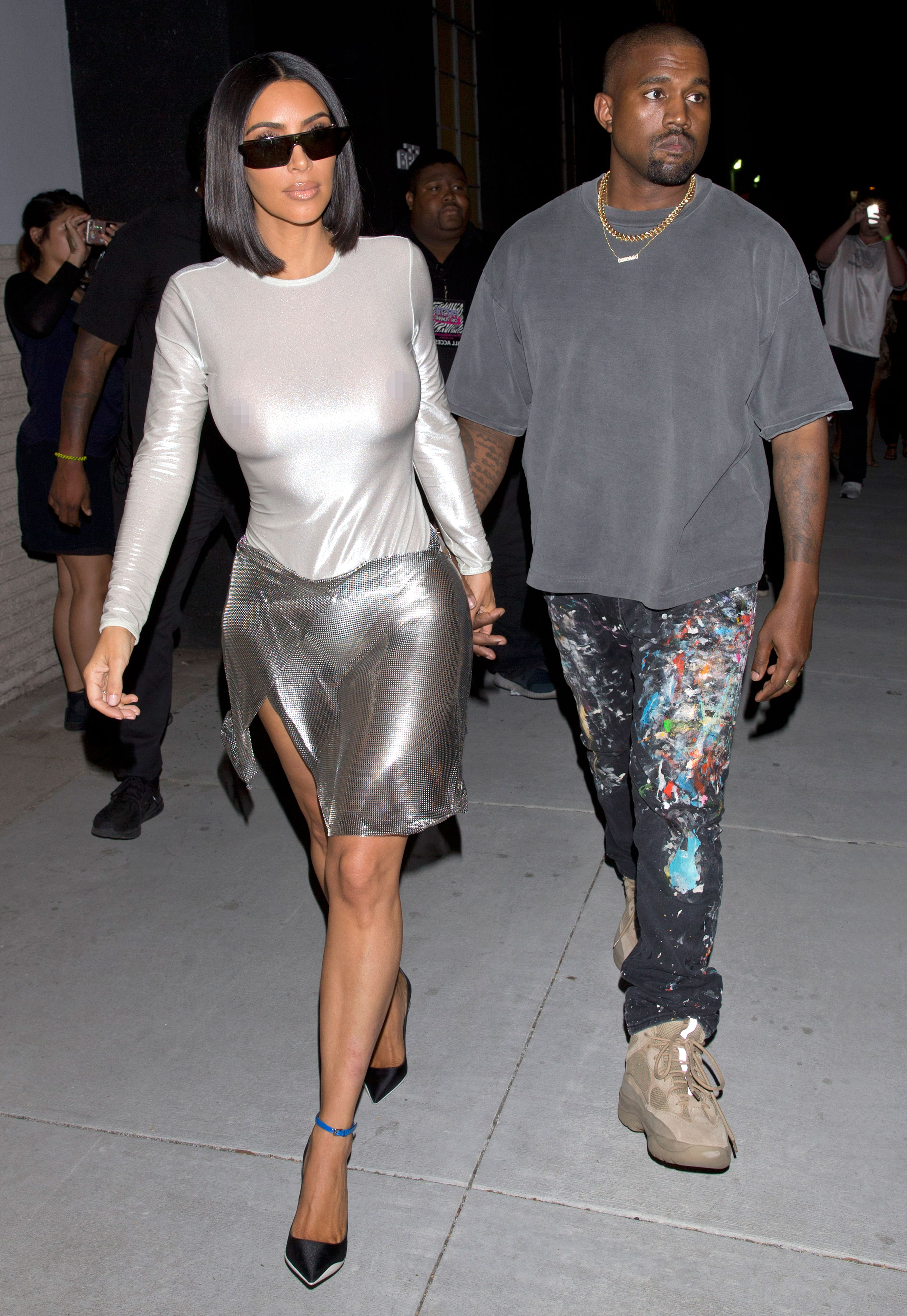 Kim Kardashian Says She Misses Her Long Hair | People For Kim Kardashian Short Hairstyles (View 21 of 25)