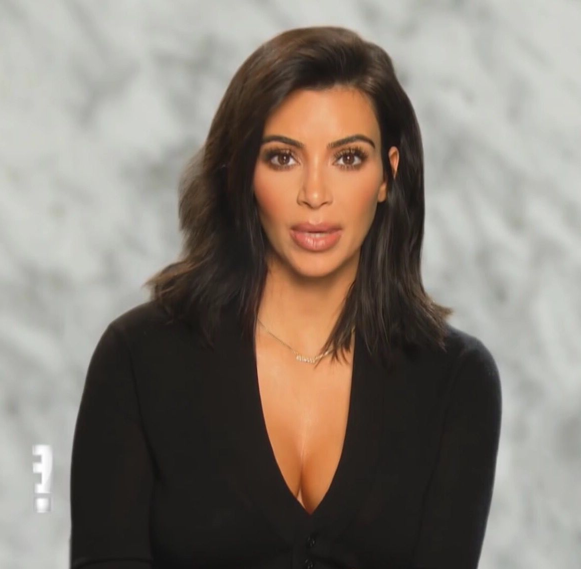 Kim Kardashian Short Hair Makeup   Hair! : ) In 2018   Pinterest Within Kim Kardashian Short Haircuts (View 15 of 25)