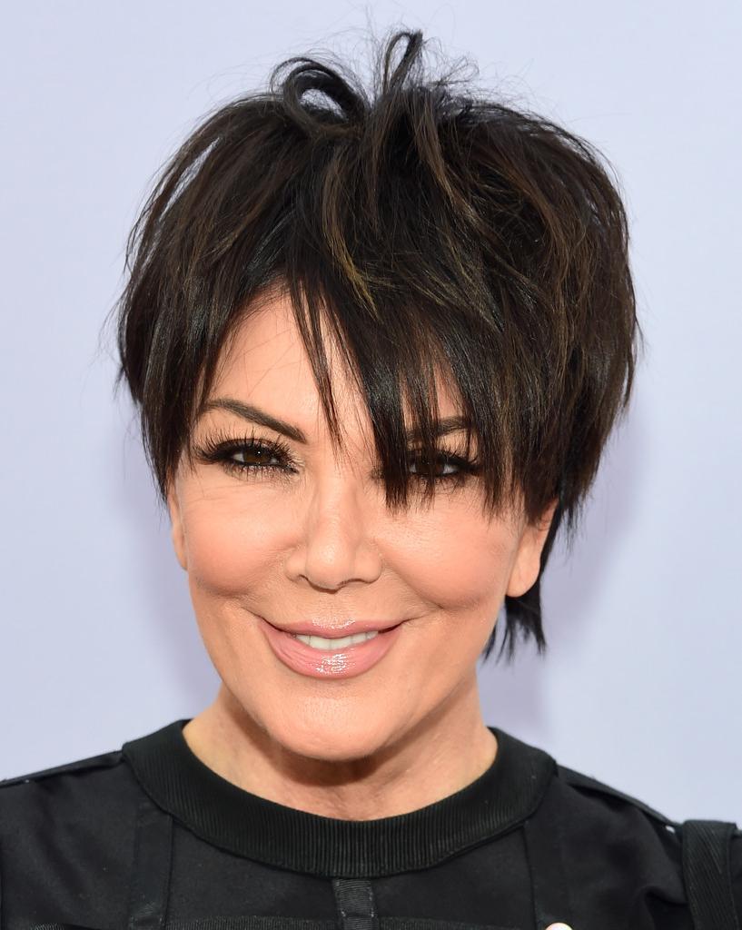 Kris Jenner Hair – Stylebistro Pertaining To Short Haircuts Kris Jenner (View 5 of 25)